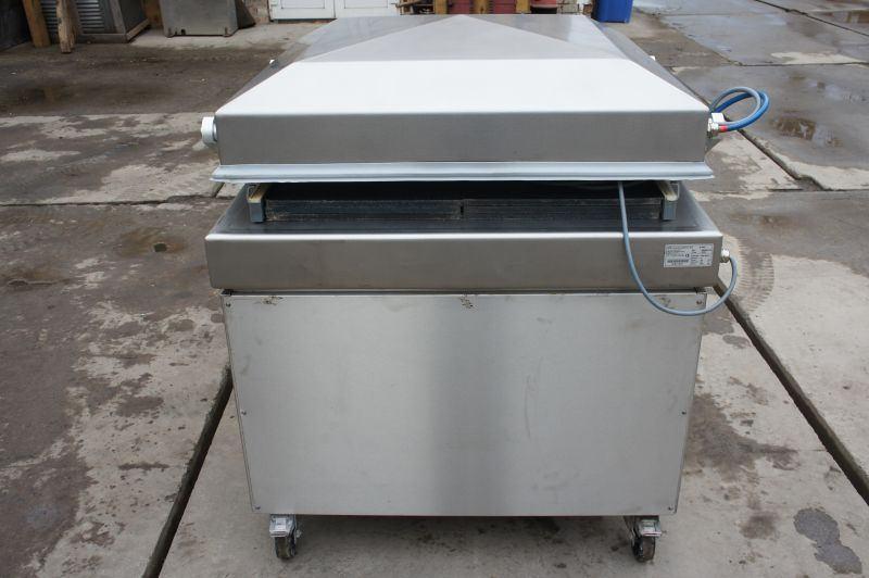 Вакуумный двухкамерный промышленный упаковщик вакуумный упаковщик 2240